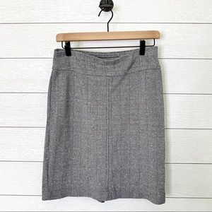 New York & Co grey tweed pencil skirt